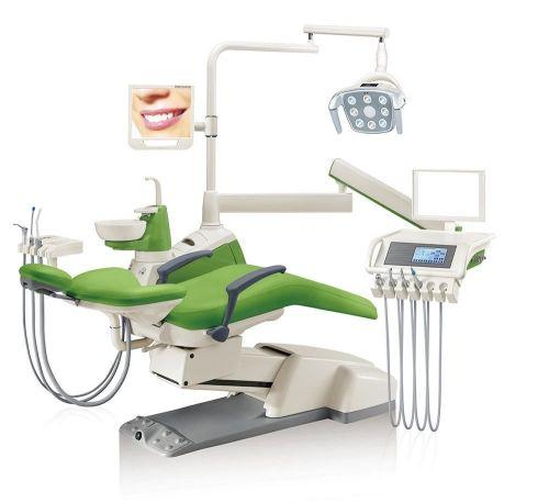 口腔綜合治療台的水路(DUWLs)感染控制重要性