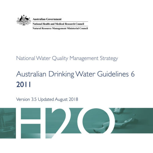 2018年澳大利亞直飲水國家標準