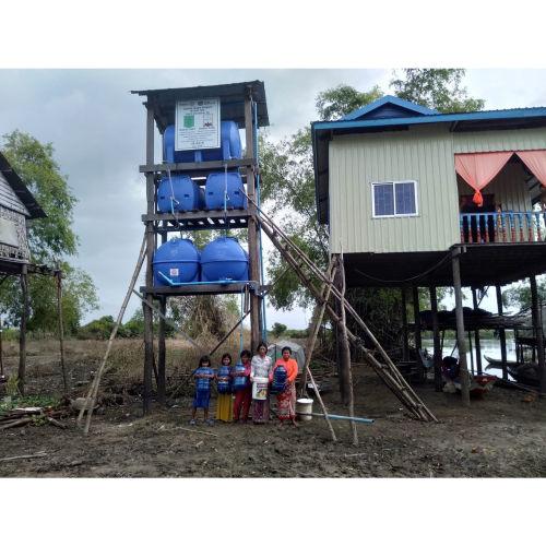 轉載:國際扶輪社洞里薩湖濾水器捐贈 後續追蹤狀況之紀錄